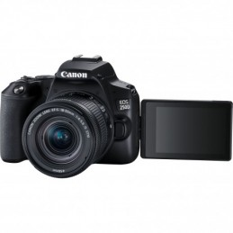 CANON 250 D + EF-S 18-55 IS...