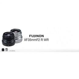 FUJIFILM 35 MM F2 R WR BLACK