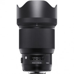 SIGMA 85MM F1.4 DG ART CANON