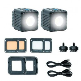 FARETTO LUME CUBE KIT 2...