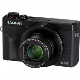 CANON G7 X Mark III Black...