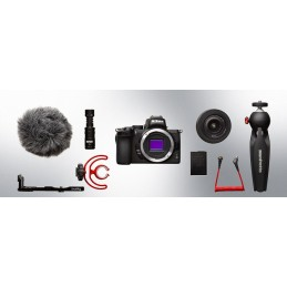 NIKON Z50 Kit Vlogger +CARD...
