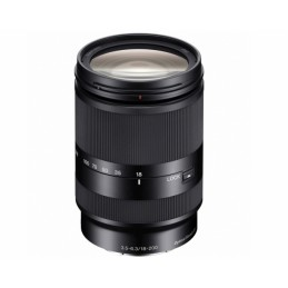SONY 18-200mm f/3.5-6.3 OSS...