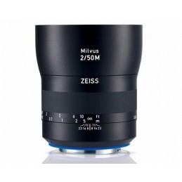 ZEISS MILVUS 50MM F/2 ZF2...